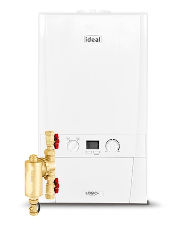 Ideal - Logic MAX Heat 18