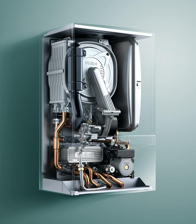 Vaillant - Eco Tec Plus 832