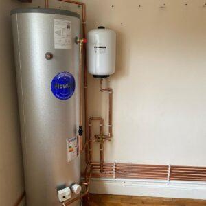 blockpole in worcester boiler installation