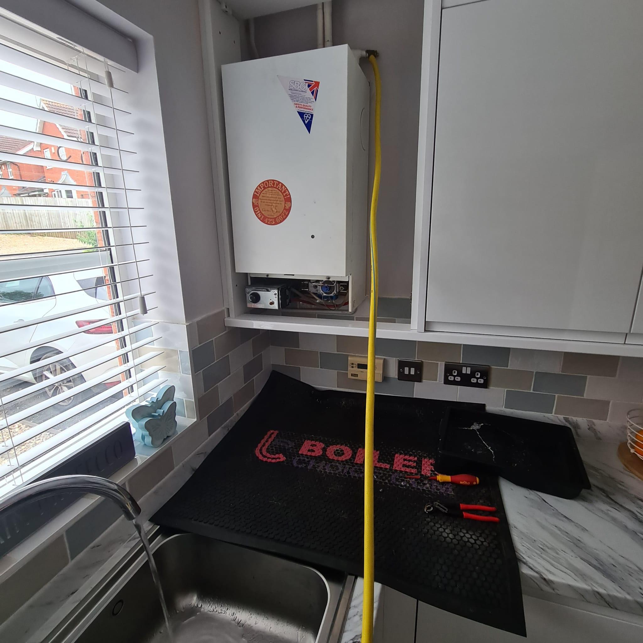 Boiler replacement birmignham