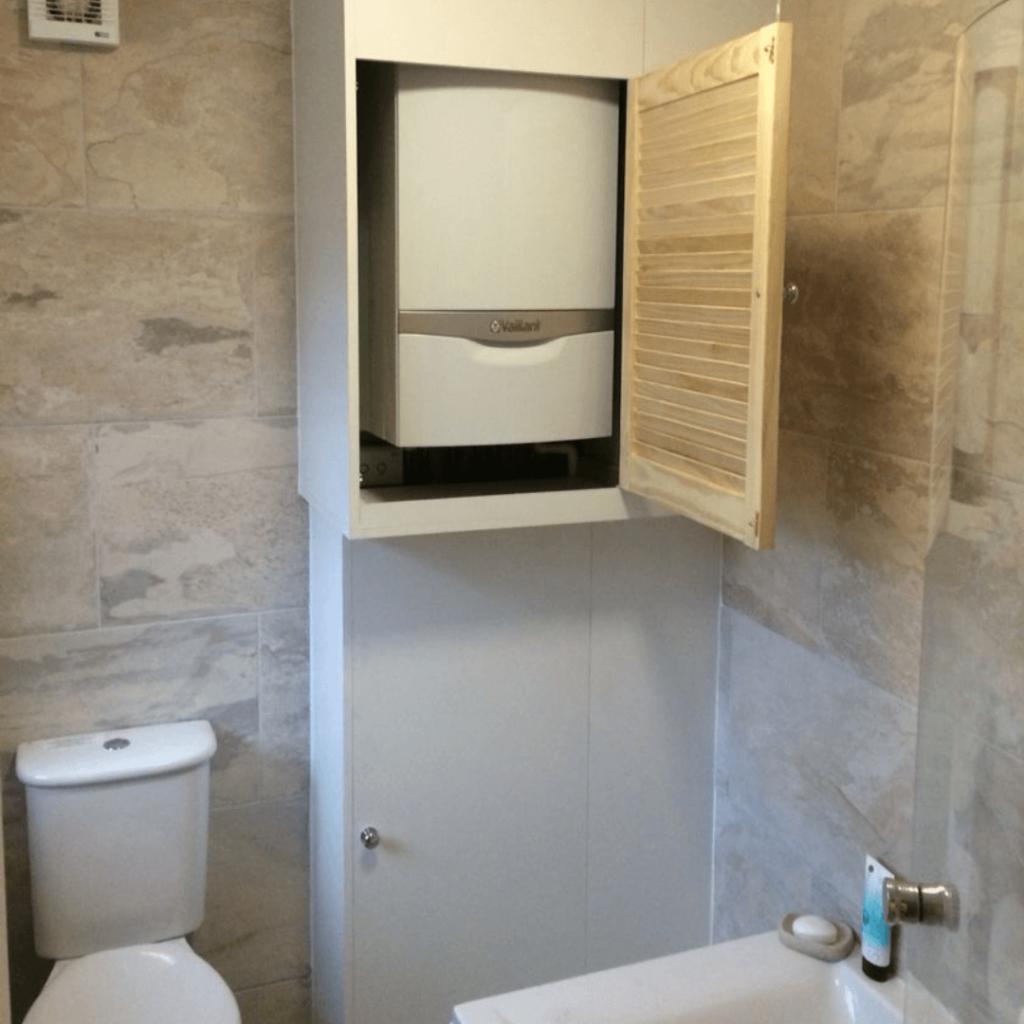Boiler Installations in the Bathroom